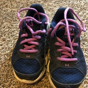 Under armour toddler girls sneakers